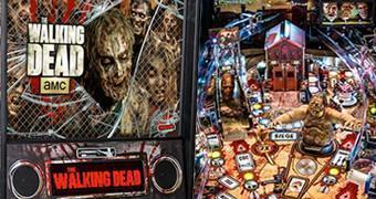 Pinball Zumbi The Walking Dead!