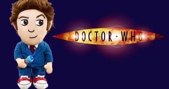 Doctor Who: Boneco de Pelúcia do 10º Doctor (David Tennant)