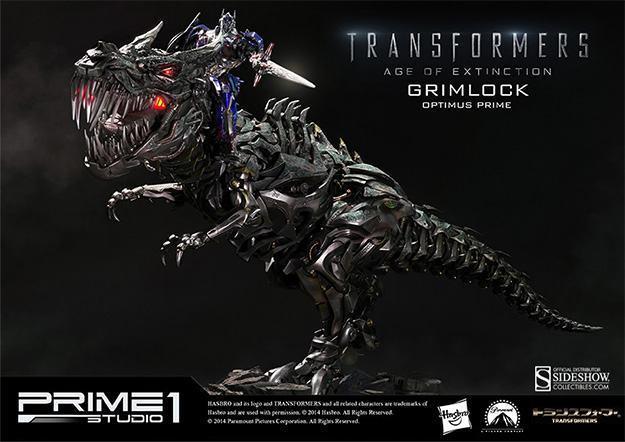 Grimlock-Statue-with-Opimus-Prime-01