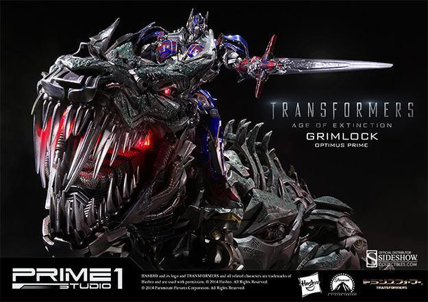 Grimlock-Statue-with-Opimus-Prime-03