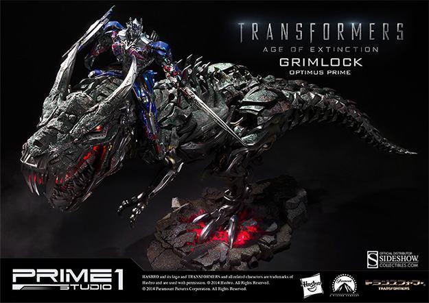 Grimlock-Statue-with-Opimus-Prime-04
