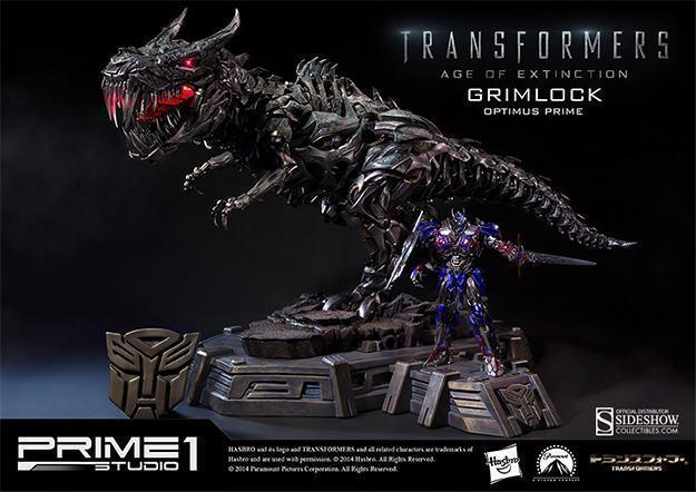 Grimlock-Statue-with-Opimus-Prime-05