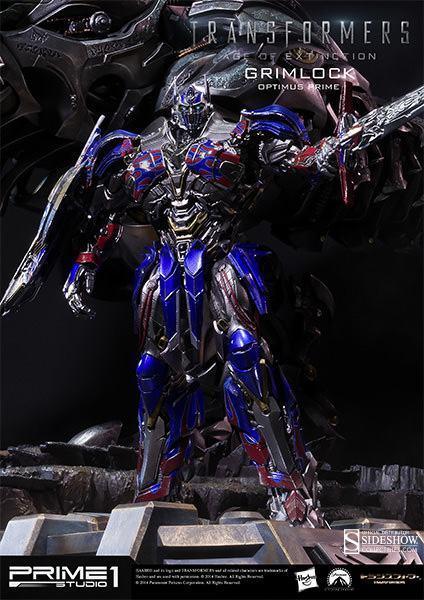 Grimlock-Statue-with-Opimus-Prime-07