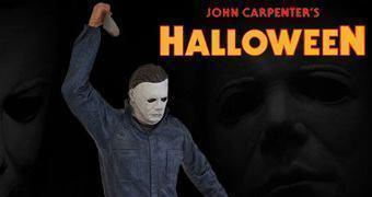 Estátua Perfeita de Michael Myers em Halloween – A Noite do Terror