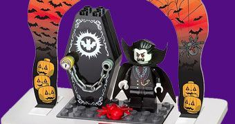 LEGO Halloween 2014: Vampiro