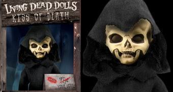 Living Dead Dolls: Kiss Of Death (A Morte)