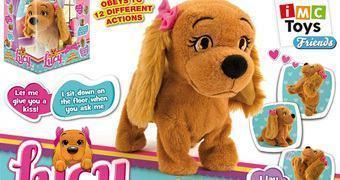 Lucy the Dog a Cachorrinha de Pelúcia mais Vendida do Momento!