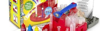 Máquina de Fazer Canetas Hidrocor da Crayola