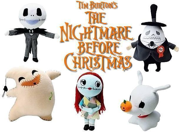 Nightmare-Before-Christmas-Plush-Set-01