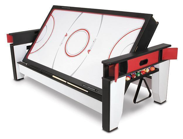 Rotating-Air-Hockey-To-Billiards-Table-Mesa-de-Jogos-04