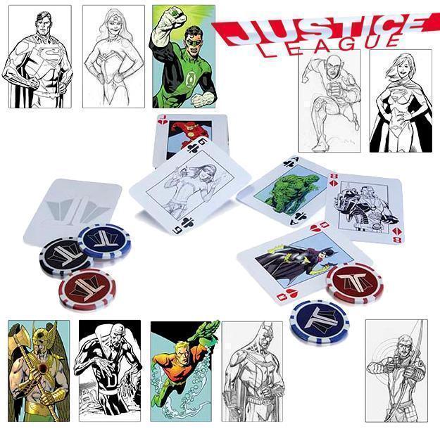 Baralho-Liga-da-Justica-DC-Comics-Justice-League-Starter-Poker-Set-01