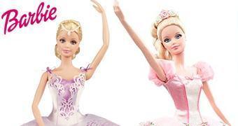 Bonecas Barbie Bailarinas