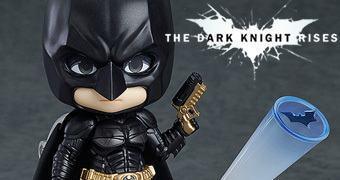 Boneco Nendoroid Batman The Dark Knight Rises