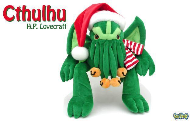 Cthulhu-Santa-Claus-Plush-Natal-01