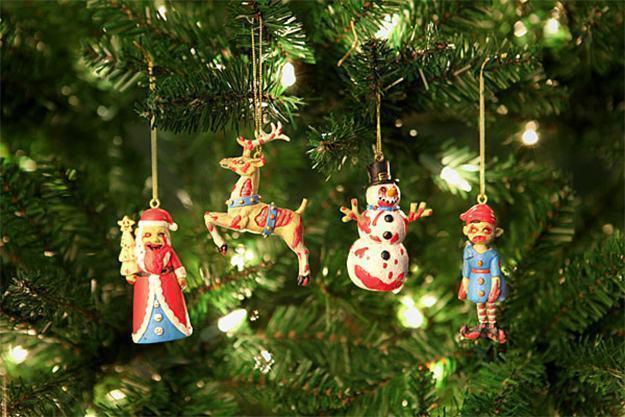 Enfeites-de-Natal-Zumbi-ThinkGeek-Zombie-Ornament-Set-02