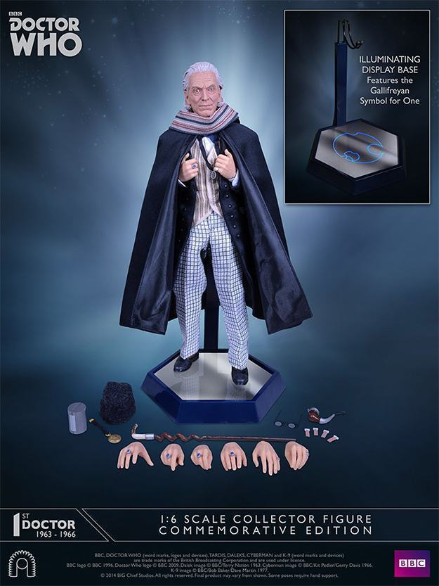 First-Doctor-Commemorative-Ed-Collector-Figure-11