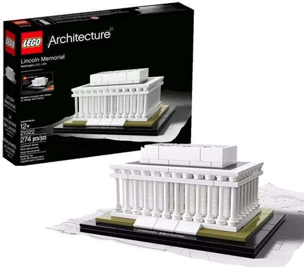 LEGO-Architecture-Lincoln-Memorial