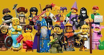 Mini-Figuras LEGO: 12º Série Blind Box