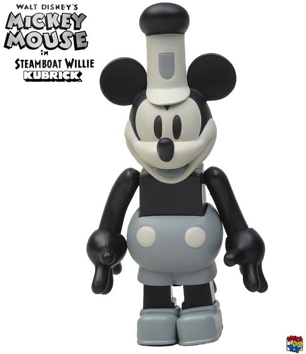 Medicom-Disney-Steamboat-Willie-Kubrick-Set-02