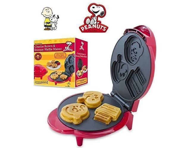 Peanuts-Snoopy-Hot-Dog-Toaster-e-Waffle-04