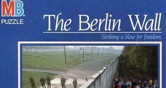 25 Anos da Queda do Muro de Berlin: Quebra-Cabeça The Berlin Wall Puzzle