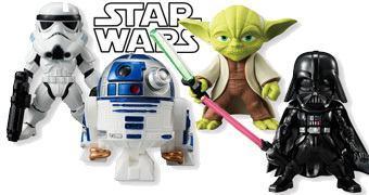 Mini-Figuras Star Wars Converge Série 01