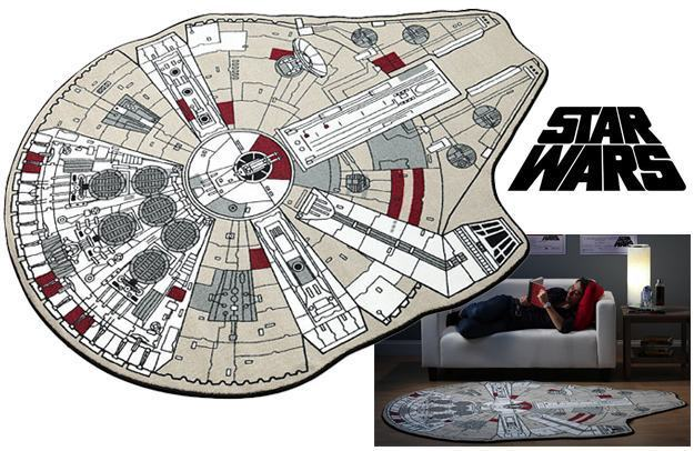 tapete star wars millennium falcon blog de brinquedo. Black Bedroom Furniture Sets. Home Design Ideas