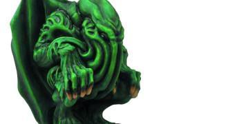 Cofre da Entidade Cósmica Cthulhu (H. P. Lovecraft)