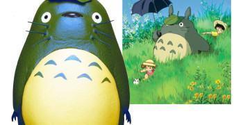 Cofre Meu Amigo Totoro de Hayao Miyazaki!