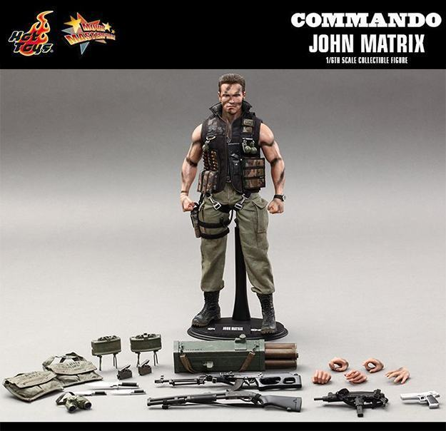 Commando-John-Matrix-Hot-Toys-Action-Figure-11