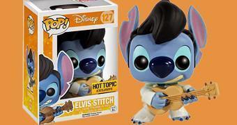 Boneco Funko Pop! Elvis Stitch