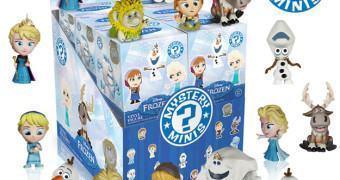 Frozen Mystery Minis – Mini-Figuras Funko (Blind-Box)