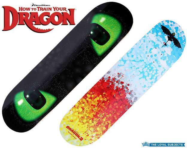 How-To-Train-Your-Dragon-Skateboard-Deck-01