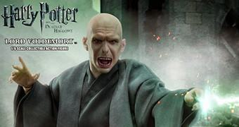 Action Figure Perfeita Lord Voldemort – Harry Potter e as Relíquias da Morte
