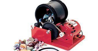 Máquina Elétrica de Polir Pedras