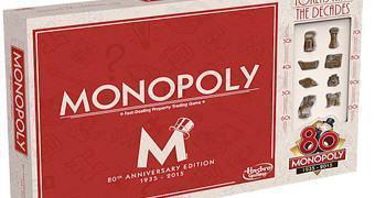 Edição Comemorativa 80 Anos do Jogo Monopoly!