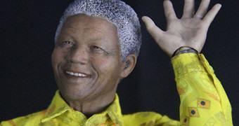 Action Figure Perfeita de Nelson Mandela