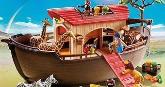 Arca de Noé Playmobil