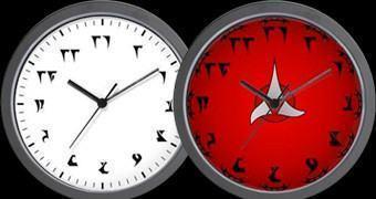 Relógios de Parede do Império Klingon (Star Trek)