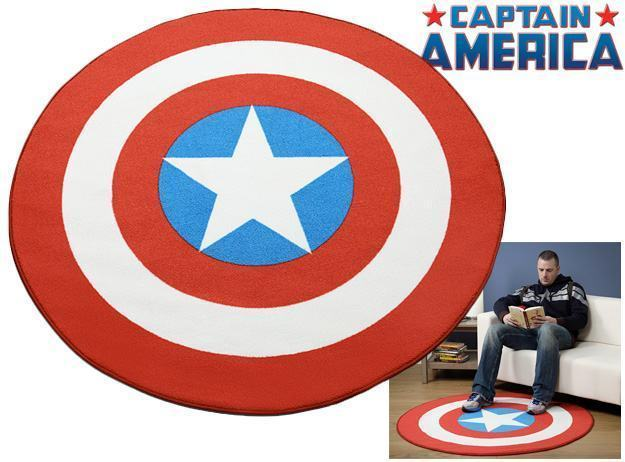 Tapete-Captain-America-Printed-Round-Rug-01