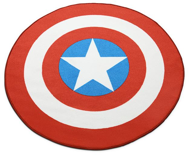Tapete-Captain-America-Printed-Round-Rug-02