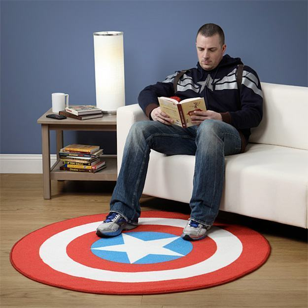 Tapete-Captain-America-Printed-Round-Rug-04