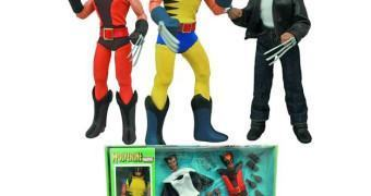 Action Figure Wolverine Marvel Retro Line
