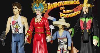 Action Figures Funko ReAction: Os Aventureiros do Bairro Proibido!