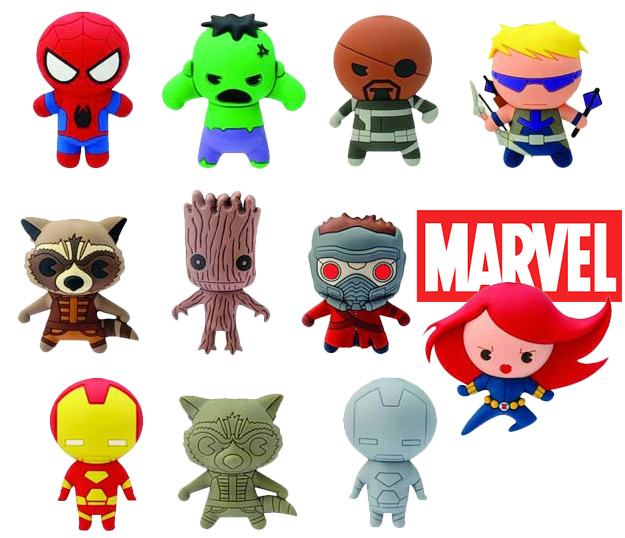 Chaveiros-Marvel-Series-1-Laser-Cut-Figural-Keyrings-01