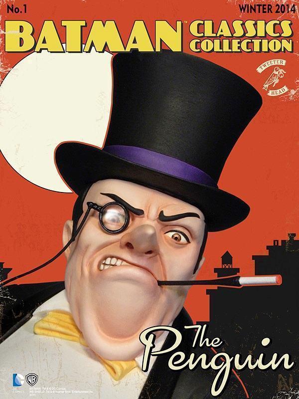 Classic-Penguin-Maquette-Batman-Classic-Collection-02