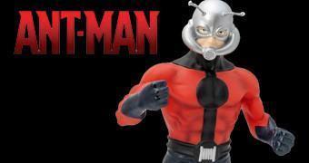 Cofre Ant-Man (Homem-Formiga)