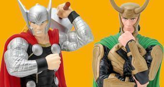 Cofres de Asgard: Thor Bust Bank e Loki Bust Bank