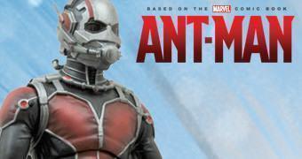Homem-Formiga (Ant-Man) Marvel Select Action Figure