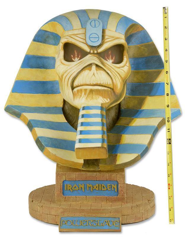 Iron-Maiden-Powerslave-Life-Size-Bust-04